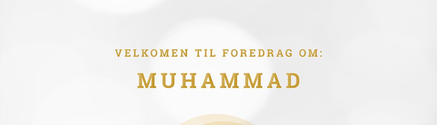 Muhammad-foredraget