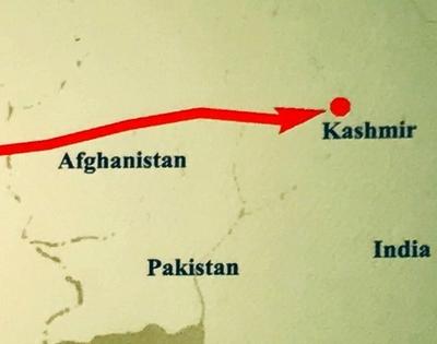 Jesus i Kashmir?